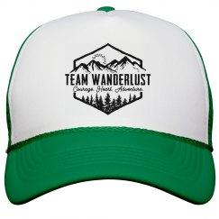 Team Wanderlust Trucker Hat