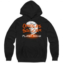 Orioles Soccer Personalized