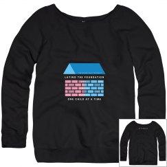 YpsiBuilt Womens LongSleeveShirt