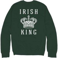 Irish King Green Matching Couple