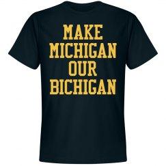 Bichigan Michigan Colors