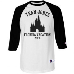 Team Jones Vacation