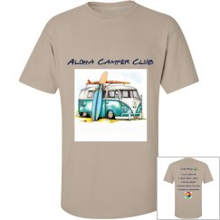 Aloha Camper Club Boys in Natural