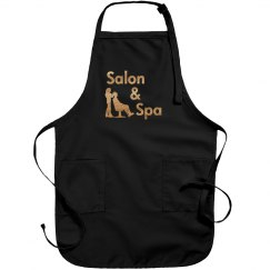 Salon Metallic Apron