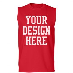 Personalized Sleeveless Tank