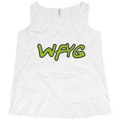 WFYG Plus Sized Woman's Tank