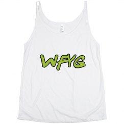 WFYG Plus Sized Woman's Tank