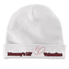 Valentine Baby Hat