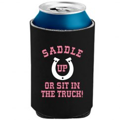 Saddle Up or Sit in the Truck