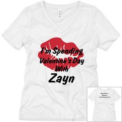 Valentines Day with Zayn