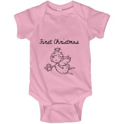 Girls first christmas