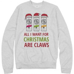 All I Want For Christmas Are Claws