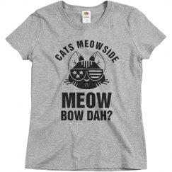 Cats Me Outside Meow