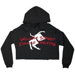 WSDT Crop Hoodie