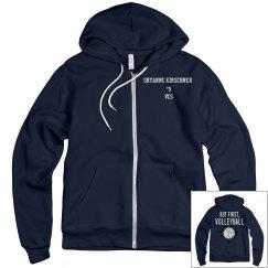 VCS Volleyball Jacket Example #3