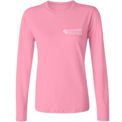 Candy Pink Long Sleeve
