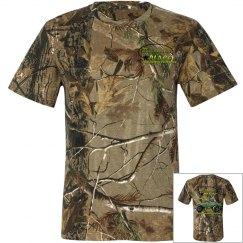 Men Mossy Oak Tshirt