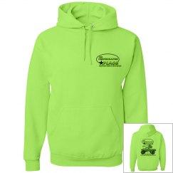 Unisex Neon Assorted Sweatshirt