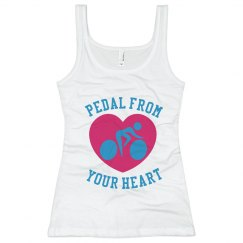 Pedal From Your Heart