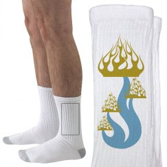 Gold Cap Socks