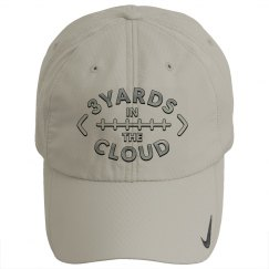 3 Yards in the Cloud hat