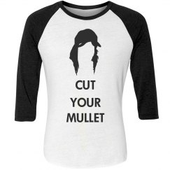 Cut your mullet