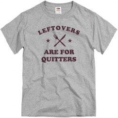 I'm Not An Eating Quitter