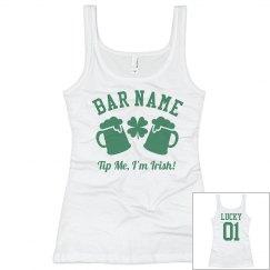 Tip Me Irish Pub Bar St Patty's