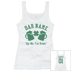 Tip Me Irish Pub Bar St Patty's