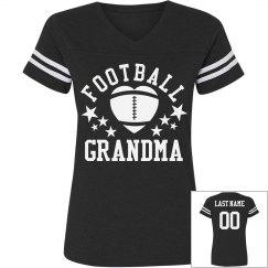 Football Grandma Star