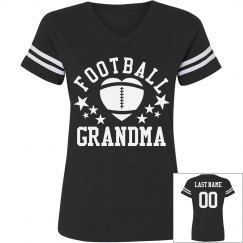 Football Grandma Star
