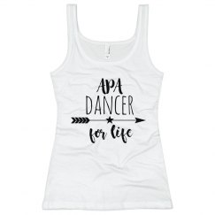 Ladies APA Dancer for Life Tank