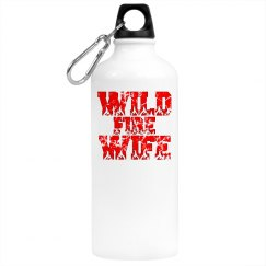 Wild Fire Wife Water Bottle