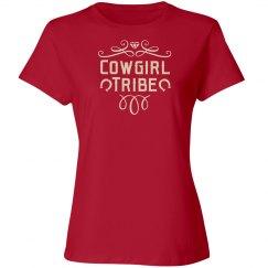 Cowgirl Tribe Tshirt