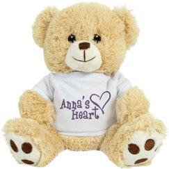 Anna's Heart