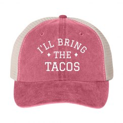 I'll Bring the Tacos Bachelorette Hat