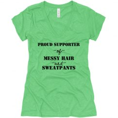 messyhair/sweatpants