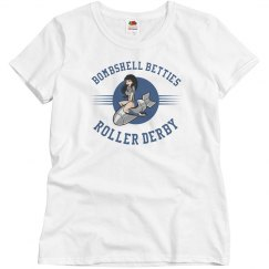 Roller Derby Team Shirt