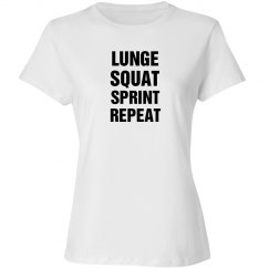 Sprint Repeat Tank