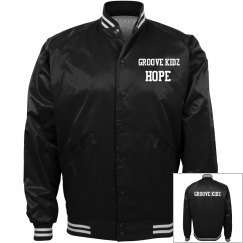 Groove Kidz Adult Bomber Jacket