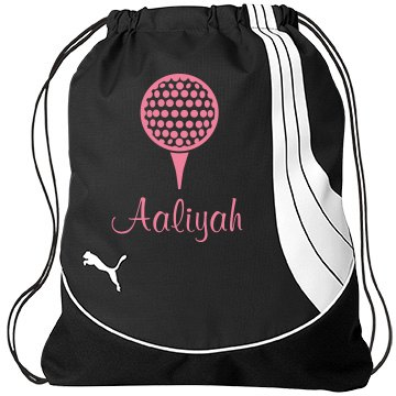 Aaliyah's Golf Gear
