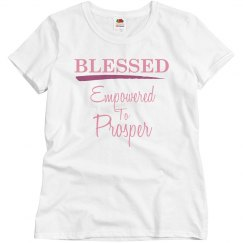 Meaning of Blessed