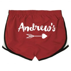 Andrew's Booty Shorts
