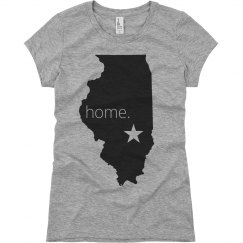 Illinois Home Tee