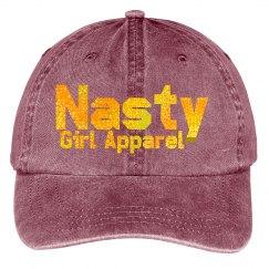 Nasty Gold Glitter