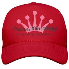 PRINCESS MISS INFINITY Logo Hat (V1)