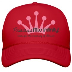 PRINCESS MISS INFINITY Logo Hat (V1)