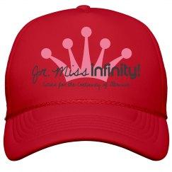 JR. MISS INFINITY Logo Hat (V1)