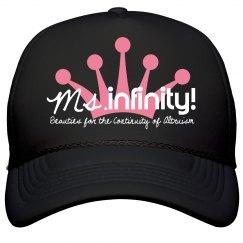 MS. INFINITY Logo Hat (V2)