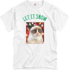 Let it snow green